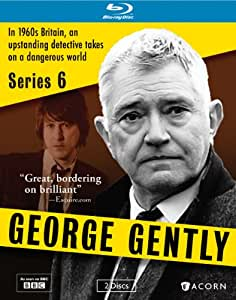 George Gently: Series 6 [Blu-ray]
