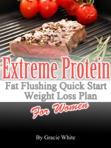 Extreme Protein Fat Flushing Quick Start Weight Loss Plan For Women