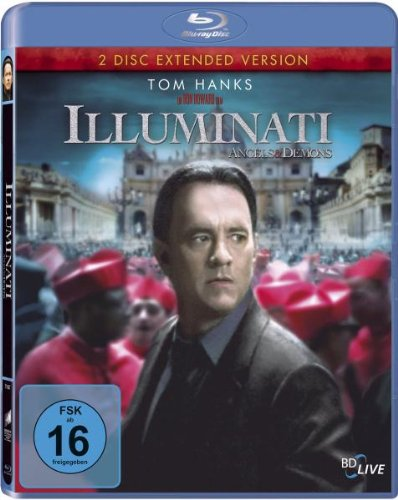 Illuminati (Extended Version) [Blu-ray]