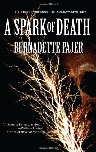 A Spark of Death: A Professor Bradshaw Mystery (Professor Bradshaw Mysteries (Quality)), Bernadette Pajer