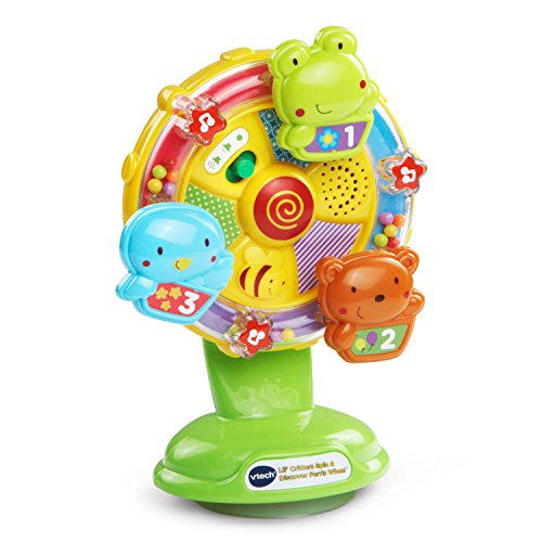 VTech Baby Lil' Critters Spin and Discover Ferris Wheel (Lil Game compare prices)