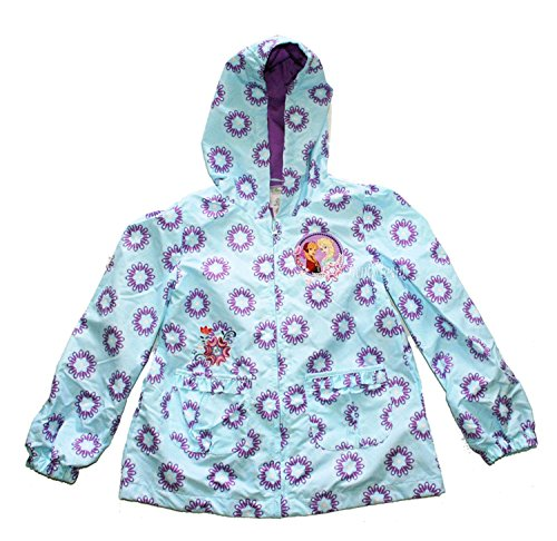 Disney Frozen Elsa and Anna Little Girls' Raincoat (4T) (Disney Frozen Rain Gear compare prices)