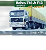Volvo F10 & F12 at Work: 1977-83 (Trucks at Work) (Hardback) - Common
