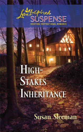 Image of High-Stakes Inheritance (Love Inspired Suspense)