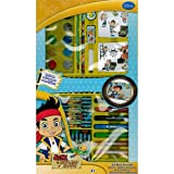 Jake and the Never Land Pirates 52 Piece Art Case