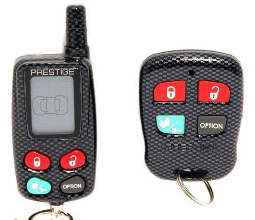 Audiovox Prestige Aps787 Car Alarm Security System W 2
