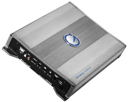 Planet Audio Sa2800M Sphere 2800-Watts Monoblock Class A/B 1 Channel 2 Ohm Stable Amplifier