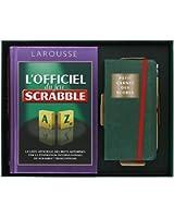 Officiel du Scrabble coffret version prestige