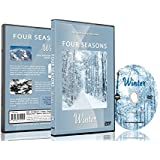 Nature DVD - Four Seasons - Winter with Natural Sounds