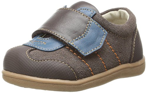 See Kai Run Kanoa Flat (Infant/Toddler),Brown,3 M Us Infant front-569983