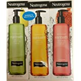 Neutrogena Rainbath Multi-pack Of 3 1 Original Formula 1 Pomegranate And 1 Pear & Green Tea 16oz Bottles