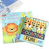 KF Baby Cloth Book Value Pack [Set de 2]