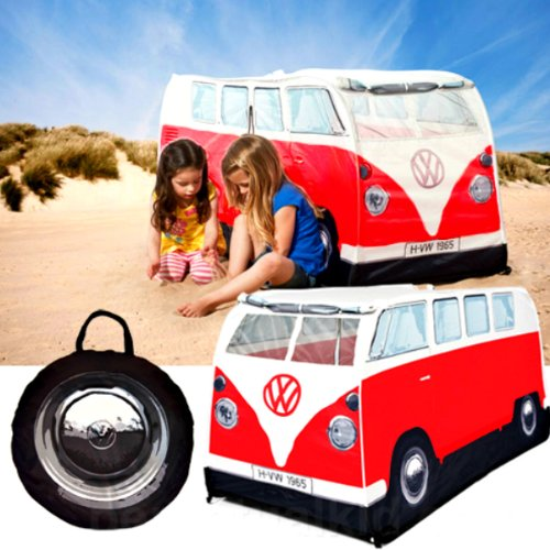 Wonderise(ワンダライズ) VW KIDS PLAY TENT RED WDR-704