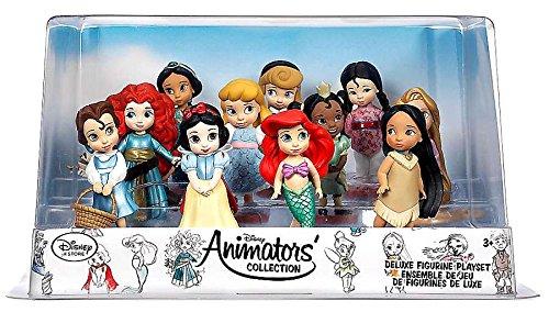 Disney Animators' Collection Deluxe Figure Play Set Petite Disney Princesses (List Of Disney Princess)