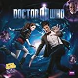 The Official Dr Who 2011 Square Calendarby Bbc