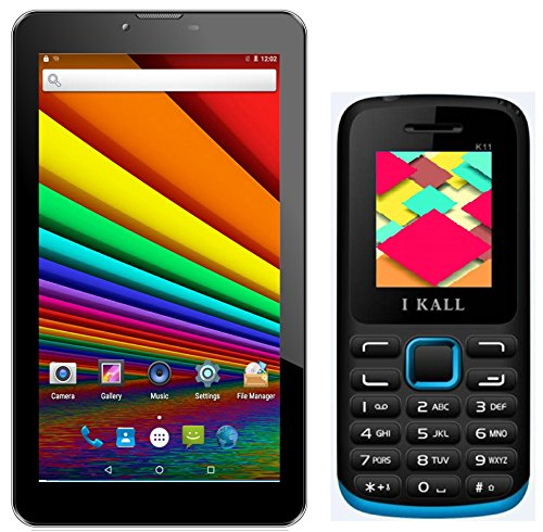 I KALL N1(3G+Wifi) Dual Sim calling t...