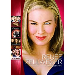 Renee Zellweger 4 Film Collection