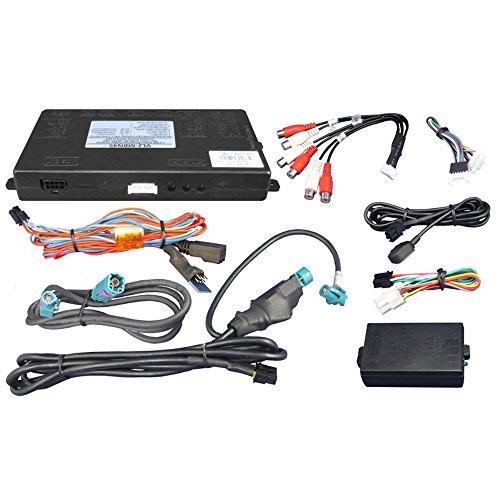 Rckfahrkamera-Interface-TV-Freischaltung-fr-Mercedes-mit-NTG45-Comand-Online-Audio20-ohne-Ton