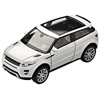 Range Rover Evoque Model Toy Car with Pullback & Go Action Toys Christmas Gift