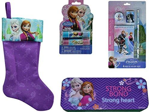 Disney Frozen Felt Christmas Stocking