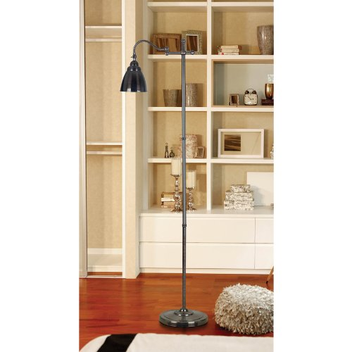 Kenroy Home 20979CBZ Alexander Floor Lamp, Copper Bronze