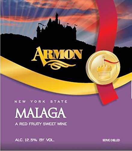 Nv Armon Malaga New York Red Wine 750 Ml