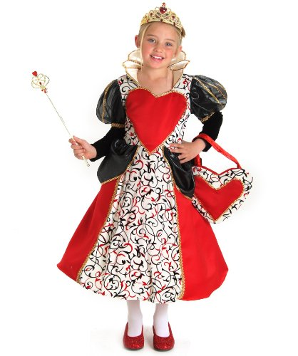 Queen of Hearts Kids' Costume