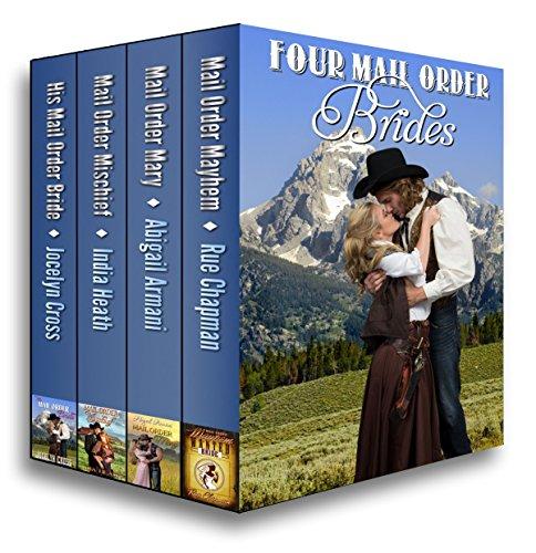 four-mail-order-brides-western-romance-novellas-box-set-english-edition