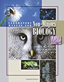 Laboratory Manual for Non-Majors Biology (0840053800) by Perry, James W.