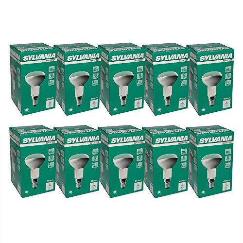 10-x-sylvania-reflektor-gluhbirne-spot-r50-40w-e14-matt-gluhlampe-40-watt-gluhbirnen