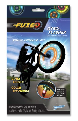 Fuze Bike FX Gyro Flasher