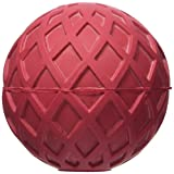 Hartz Rubber Ball with Bell for Tiny Dogs