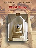 Annual Editions: World History, Volume 1: Prehistory to 1500, 9/e (0073397407) by Mitchell, Joseph