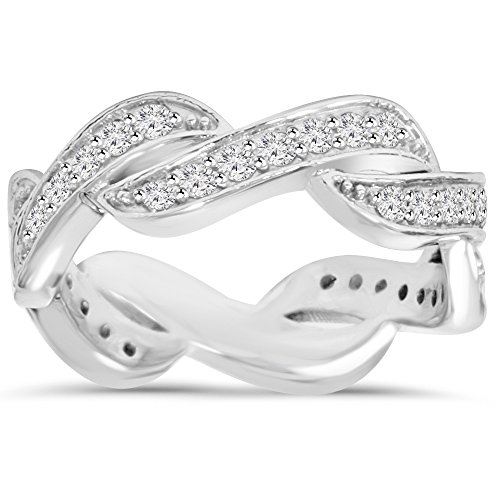 65CT-Diamond-Infinity-Anniversary-Ring-14K-White-Gold