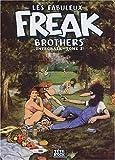 echange, troc Gilbert Shelton - Les Fabuleux Freak Brothers, Tome 2 :