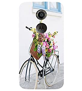 Styleo Designer and Printed Mobile cover for Moto X2 (2nd Gen)