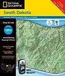 Rand McNally Recreation Map South Dak...