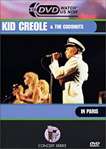 In Paris: Kid Creole & the Coconuts