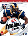 Madden NFL 2003: Official Strategy Gu...