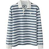 カンタベリー(CANTERBURY) インディゴラガーシャツ RA46132 オフホワイト XL