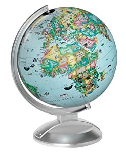 Replogle Globe 4 Kids - 10 in. Diam.