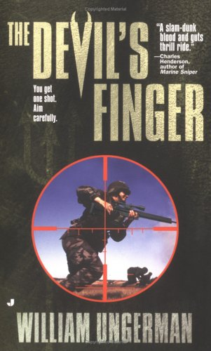 Image for The Devil's Finger