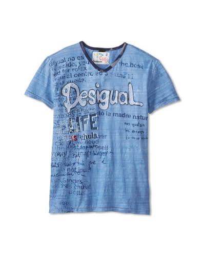 Desigual Men's Landscape T-Shirt