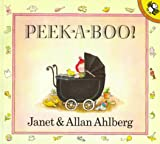 Peek-a-Boo! (Picture Puffin) (014050107X) by Ahlberg, Allan