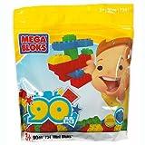 Mega Bloks Mini 90 Piece Value Bag