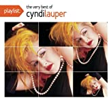 Playlist: The Very Best of Cyndi Lauper (CD) ~ Cyndi Lauper Cover Art