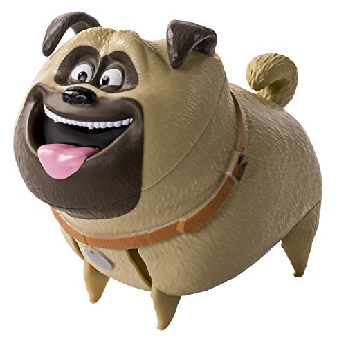 The Secret Life of Pets - Mel Walking Talking Pets Figure
