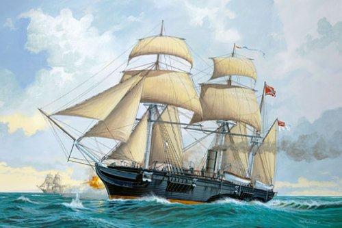 Revell-05604-CSS-Alabama-Mastab-196