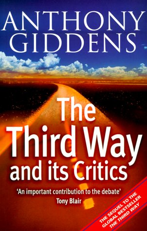 The Third Way and its Critics