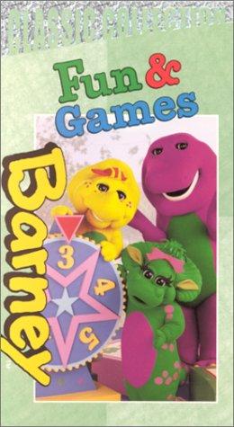 Barney  Fun & Games